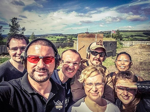 Eaglestone Management Course - Private Group for Firearm Training with Lunch
