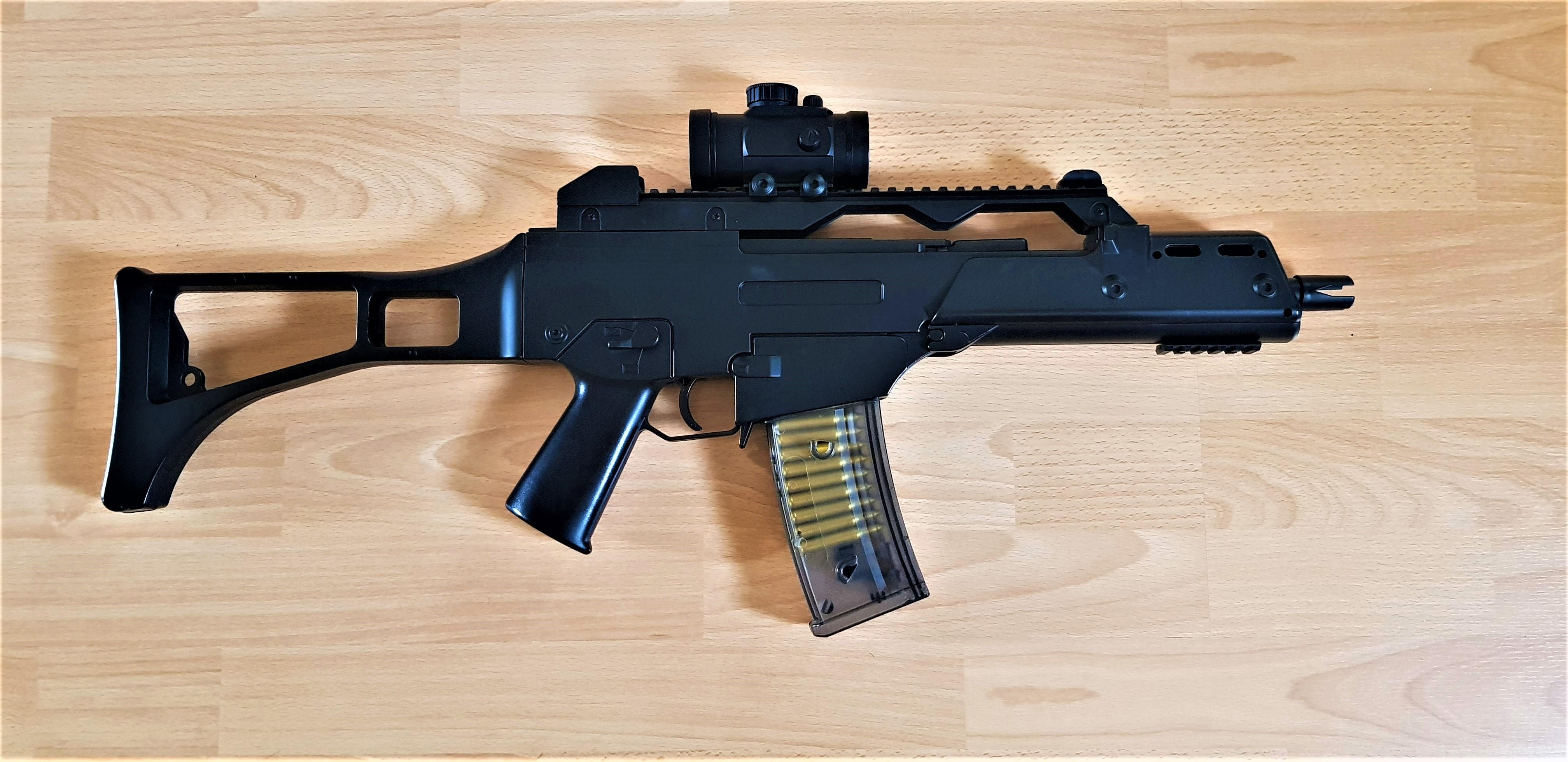 H&K G36C (Prop)