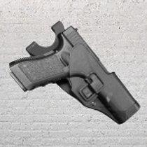 Glock Holster for the Glock 17 & Glock 19 Pistol (Right-handed)