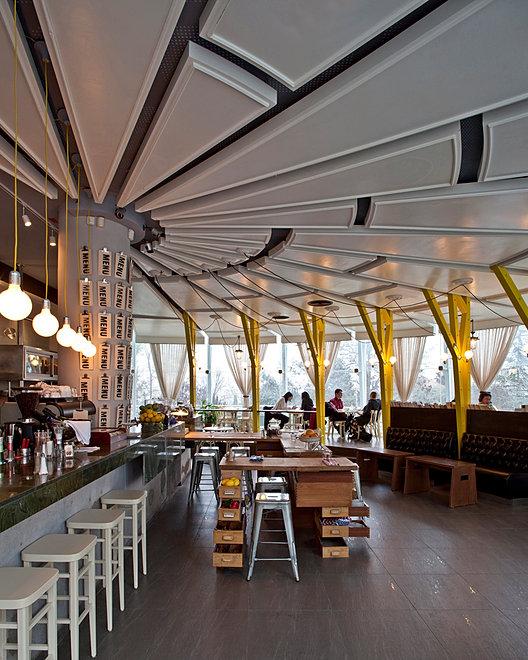 Cafe Metropol Berlin