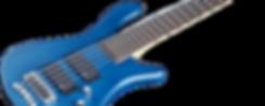RB Streamer Standard 5 - Ocean Blue Tran