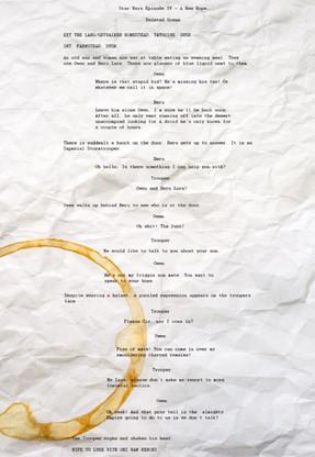 Abandoned Script 1