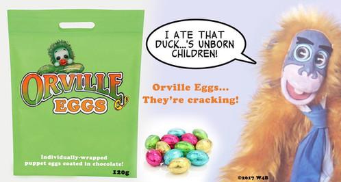 Orville Eggs
