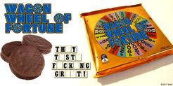 Wagom Wheel of Fortune
