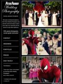Peter Parker Wedding Photography