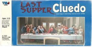 Last Supper Cluedo