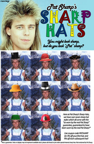 Sharp Hats