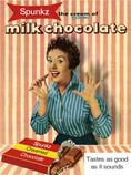 Spunkz Milk Chocolate