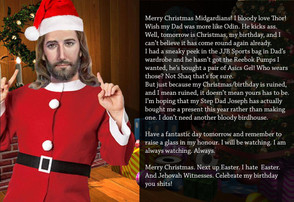 A Message from Jesus