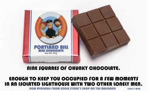 Portland Bill Milk Chocolate
