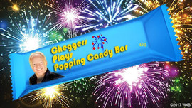 Cheggars Plays Popping Candy