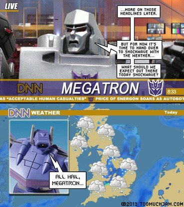 Transformers Weather