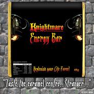Knightmare Energy Bar