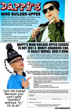 Mind Builder Upper