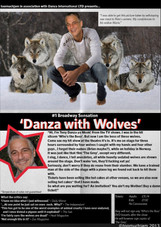 Danza with Wolves