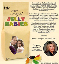 Royal Jelly Babies