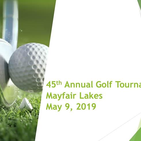 45th Annual Golf Tournament