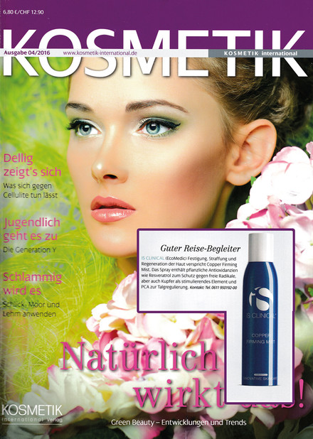 """IS Clinical in """"Kosmetik"""""""
