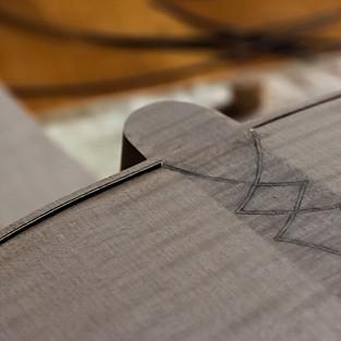 Viole 6 cordes d'après Maggini  1600