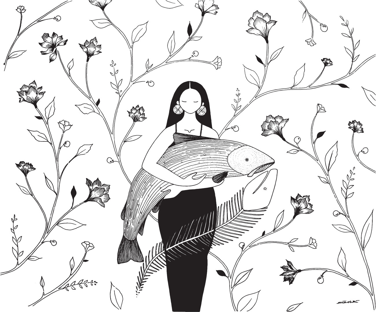 Illustration 1 IKWILL