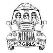 3 Girls Swim & Wear