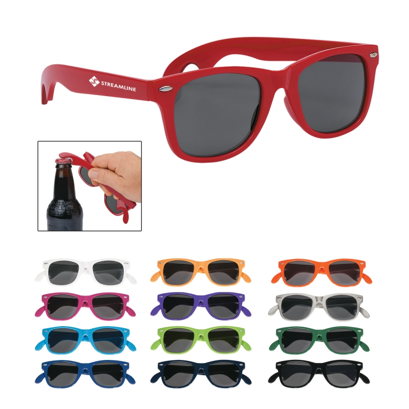 Bottle Opening Sunglasses
