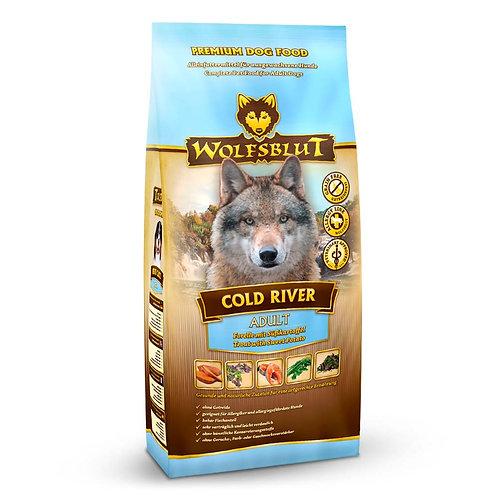 Wolfsblut Trockenfutter - Cold River 15kg