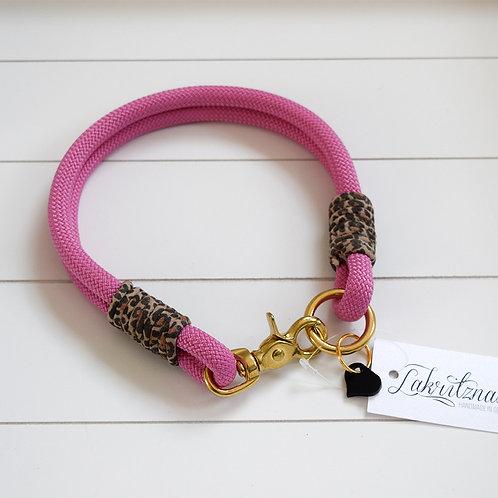Jewels Halsband - mit Velourleder 46cm HU