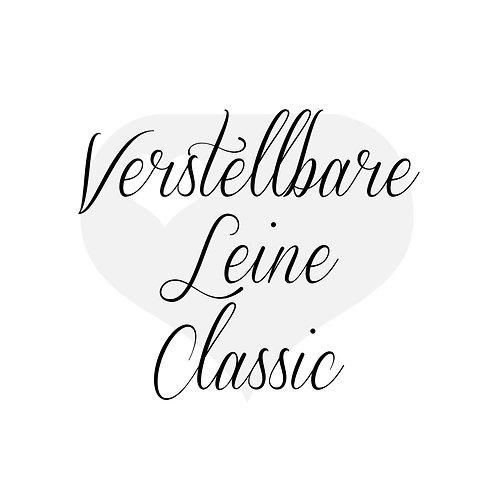 Design It yourself | Verstellbare Leine Classic