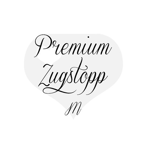 Design It yourself | Premium Halsband mit Zugstopp M