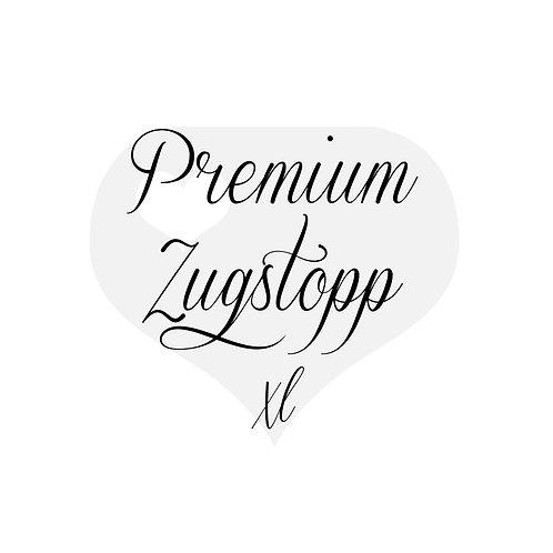 Design It yourself | Premium Halsband mit Zugstopp XL