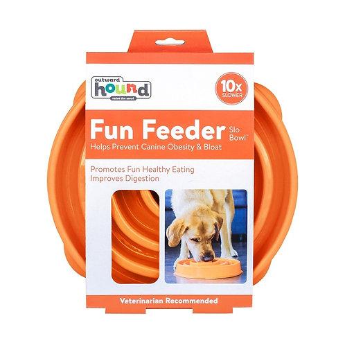 Outward Hound - Fun Feeder Orange LARGE