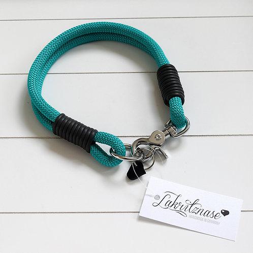 Jewels Halsband - mit Nappaleder 40cm HU