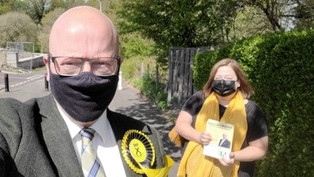 Campaigning in Woodfarm