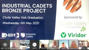 Industrial Cadets Bronze Project Graduation