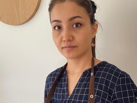 Alter Start Food portrait: Tayebah Mirzaie (Afghanistan)