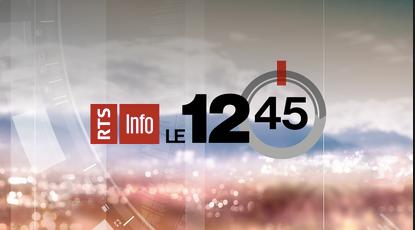 Reportage Alter Start Food de la RTS - Radio Télévision Suisse