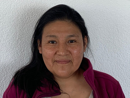 Alter Start Food portrait: Zaïda Rodriguez (Equateur)