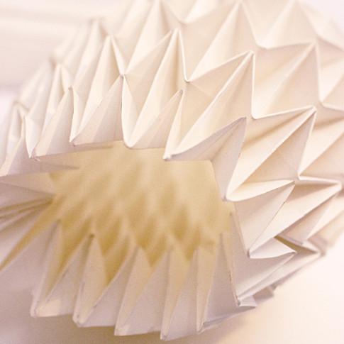 Magic Origami Ball