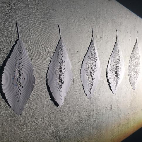 Five Leaves Inversed