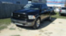2011 Dodge Ram outdoorsman black 001.JPG