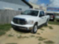 2008 Dodge Ram quad cab white 001.JPG