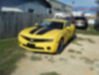2010 Chevy Camaro yellow 001.JPG