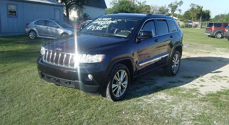 2013 Jeep Gr Cherokee Laredo black 001.J