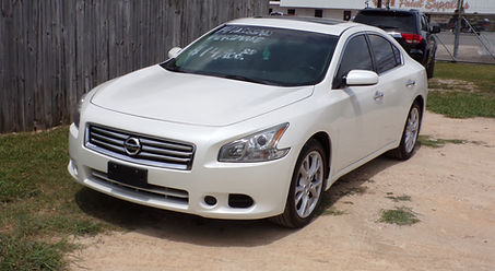 2014 Nissan Maxima white 001.JPG