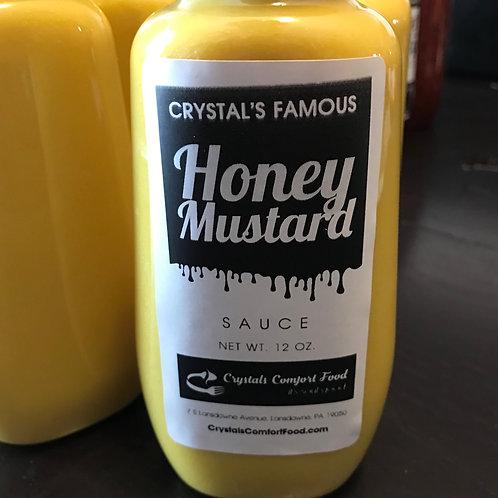 Crystals Honey Mustard Sauce