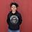 Thumbnail: swag unlimited skull hoodie