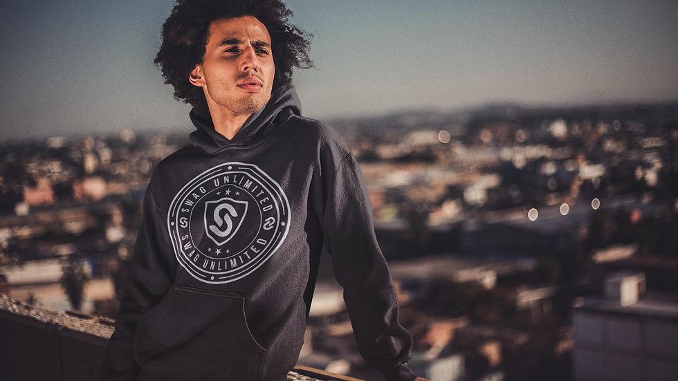 swag unlimited hoodie