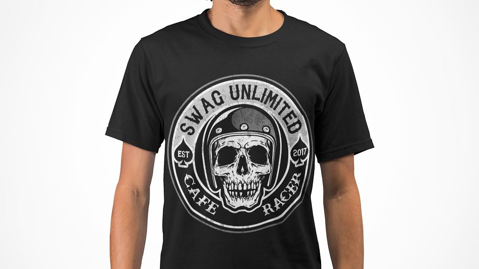 swag unlimited skull t-shirt