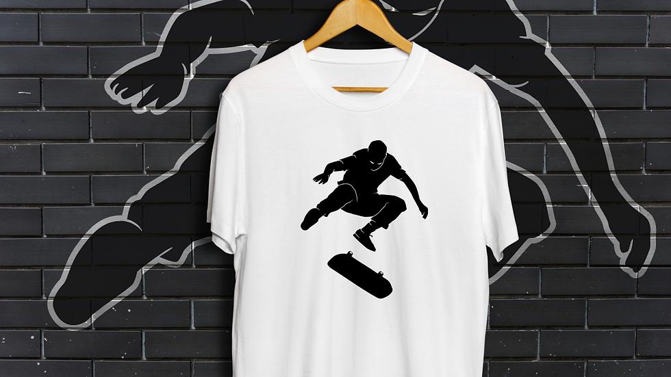 Swagunlimited skateboarde shirt